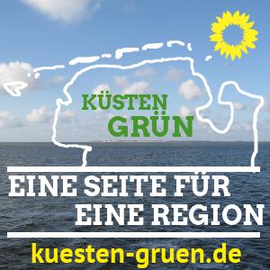 Hinweis auf die Webseite kuesten-gruen.de